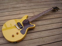 Orville Orville by Gibson Les Paul Junior - TV yellow