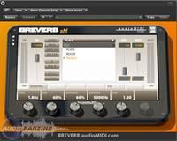 Overloud BReverb audioMIDI Edition