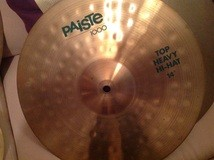 Paiste 1000 Heavy Hi-Hat 14