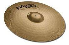 Paiste 101 Brass Crash Ride 18''