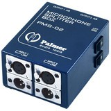 Palmer PMS-02 Microphone Splitter Box
