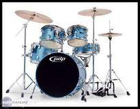 PDP Pacific Drums and Percussion LX
