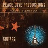 Peace Love Productions ROCK GUITARS V1