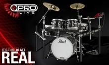 Pearl E-Pro Live X205PBC - Jet Black