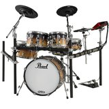 Pearl epro live - cymb e-pc2 - quilted Maple Fade
