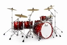 Pearl MPL 924XFP - Scarlet Fade