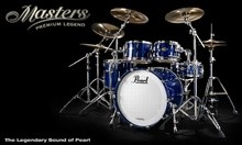Pearl MPL 924XP - Navy Blue Sparkle