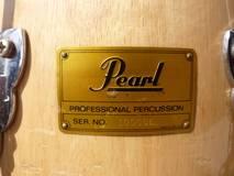 Pearl professional percussion