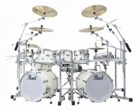 Pearl RF 904XP - Artic White