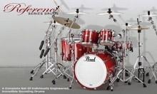 Pearl RF 904XP - Scarlet Fade