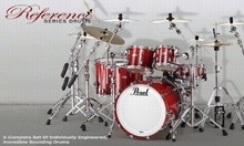 Pearl RF 924XFP - Scarlet Fade