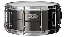 Pearl SensiTone Beaded Brass Snare 14x6.5