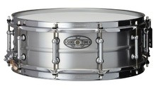 Pearl SensiTone Beaded Seamless Aluminum Snare 14x5""