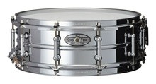 Pearl SensiTone Beaded Steel Snare 14x5""