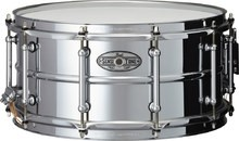 Pearl SensiTone Beaded Steel Snare 14x6.5