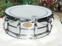 Pearl SensiTone Custom Alloy Steel Shell 14x5.5""