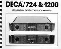 Peavey DECA 1200