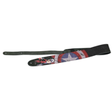 Peavey Marvel Captain America Leather Guitar Strap