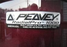 Peavey Radial Pro 1000