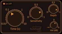 Pecheneg FX AutoSwell Light