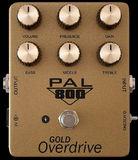 Pedal Pal FX PAL 800 GOLD Overdrive