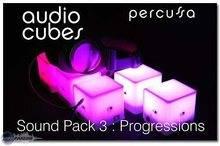 Percussa Sound Pack 3 : Progressions