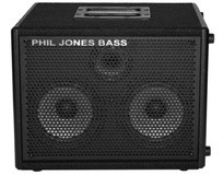 Phil Jones Bass Piranha CAB-27