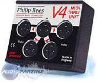 Philip Rees V4 MIDI Thru Unit