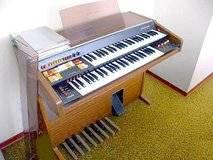 Philips Philicorda GM 758 Rhythm 10
