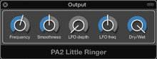 Physical Audio PA2: Little Ringer