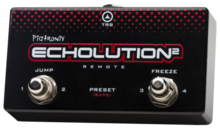 Pigtronix Echolution 2 Remote