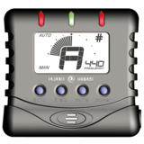 Planet Waves CT-09 Universal Chromatic II Tuner