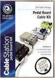 Planet Waves Solderless Pedal Board Cable Kit GPKIT-10