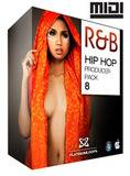 Platinum Loops Hip Hop Producer Pack 8 - R&B'