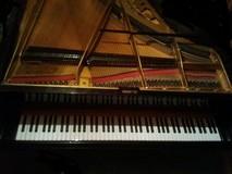 Pleyel piano quart de queue