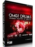 PlugInGuru OMG! Drums V2 for Omnisphere 2