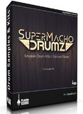 PlugInGuru SuperMacho Drumz