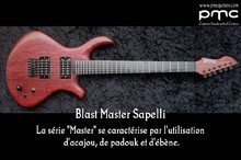 PMC GUITARS Blast Master
