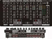Power Acoustics DJX800