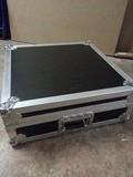 Power Acoustics Flight Case 19 pouces pour table de mixage