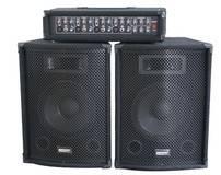 Power Acoustics PA4 10