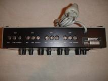 Power Acoustics SK 3004 quadruple noise gate