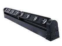 Power Lighting LED Bar Motor 72W