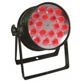 Power Lighting PAR 64 LED 18x9W TRI