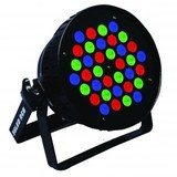 Power Lighting PAR 64 LED 36x1W RGB