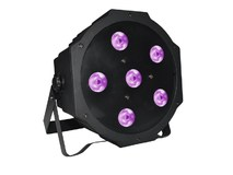Power Lighting PAR SLIM 6x3W UV