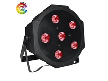 Power Lighting PAR Slim 6x4W Quad Bat