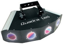 Power Lighting Quadra LED