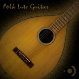 Precision Sound Folk Lute Guitar
