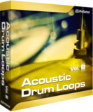 PreSonus Acoustic Drum Loops Vol. 2